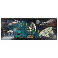 UK 2015 Star War Miniature Sheet of 6 Stamps Mint Unhinged Self-adhesive by Royal Mail