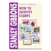 Stanley Gibbons - How To Identify Stamps Handbook 40 Full Colour Pages