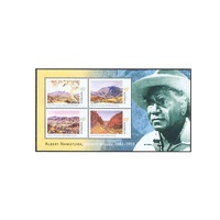 2002 (497) Birth Centenary of Albert Namatjira Mini Sheet