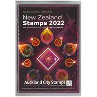 New Zealand 2021 Stamps Catalogue 44th Edition By ACS Full Colour 143 Pages
