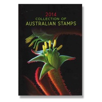 2014 Australia Post Annual Stamps Year Book