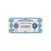 2013 (828) Centenary of First Commonwealth Banknotes mini sheet