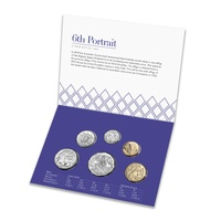 Australia 2020 Six Coin Uncirculated Year Set Clark Effigy RAM